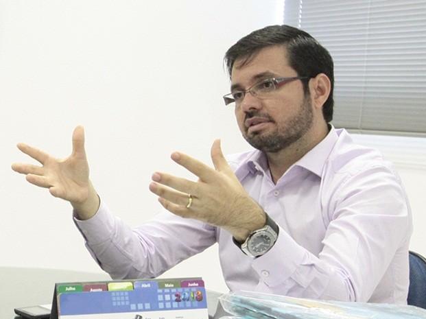 Edgar de Souza já ocupou a cadeira de vereador por três mandatos consecutivos (Foto: J. Serafim / Assessoria Prefeitura de Lins)