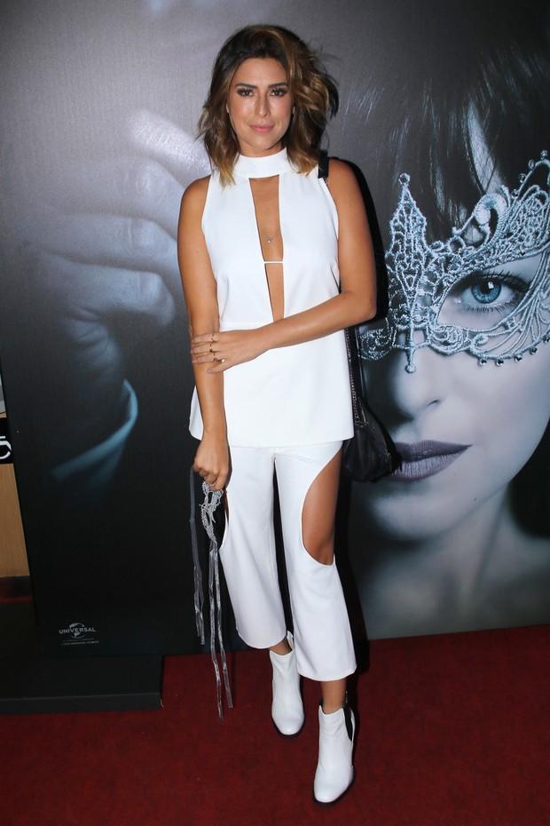 Fernanda Paes Leme  (Foto: Thiago Duran/AgNews )