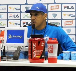 Silas Avaí (Foto: André Palma Ribeiro/Avaí F.C.)