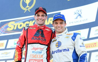 Max Wilson e Julio Campos vencem na rodada dupla da Stock em Tarumã