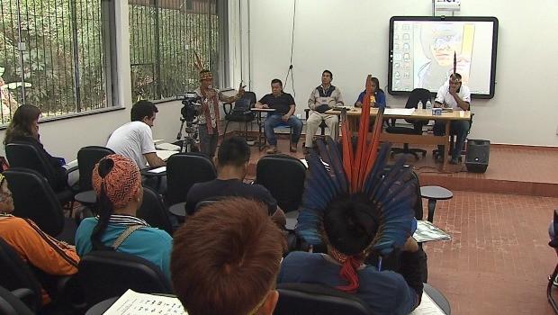 66ª  reunião anual da sociedade brasileira para o progresso da ciência (Foto: Amazônia Repórter)