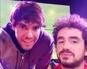 "Kaká lembra parceria com Gattuso no Milan: ""Dava tapa na gente todo dia"""