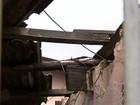 Família fica soterrada após casa ser destruída por temporal em Itupeva