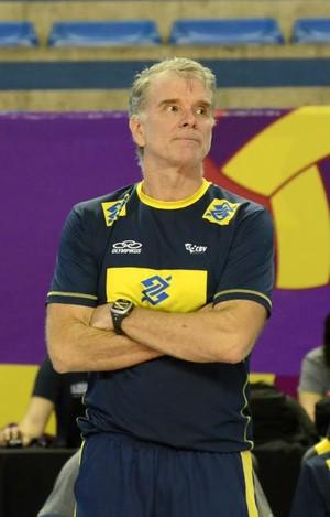 Bernardinho, seleção brasileira masculina de vôlei (Foto: Alexandre Arruda/CBV)