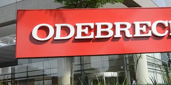 Empresa Odebrecht, em São Paulo (Foto: Bruno Cotrim / Frame / Ag. O Globo))