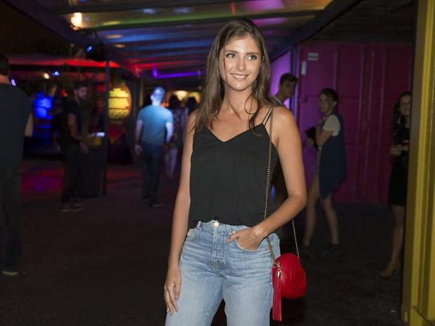 Tammy Di Calafiori em festa no Rio (Foto: Felipe Panfili/ Divulgação)