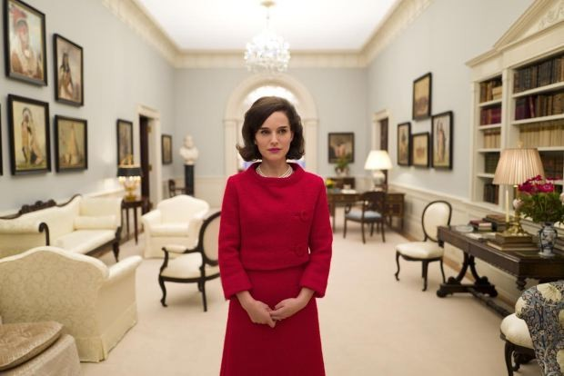 Natalie Portman como Jackie (Foto: Divulgação)