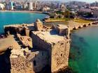 Fortalezas no Líbano guardam memórias da época das Cruzadas