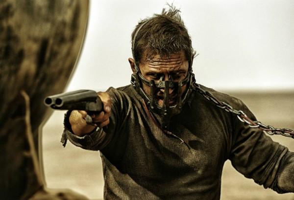 Tom Hardy em Mad Max: Estrada da Fúria (Foto: Divulgação)