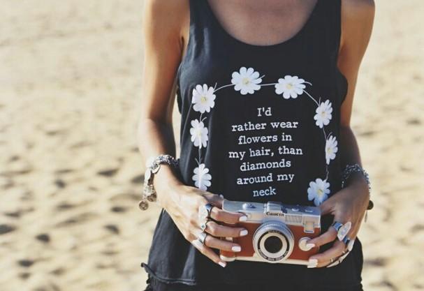 t-shirt Mundo Lolita (Foto: Reprodução / Instagram)