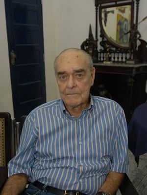 Alcyr Braga foi presidente do Remo em duas oportunidades (Foto: Antônio Silva/Arquivo)