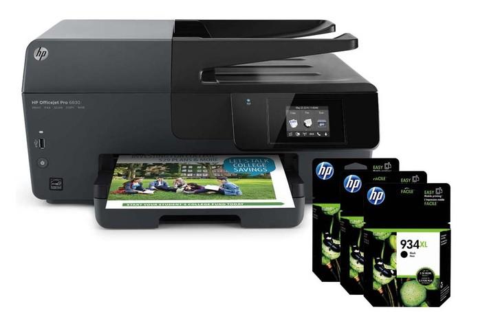 Impressora da HP oferece uso mais profissional (Foto: Divulgação/HP)