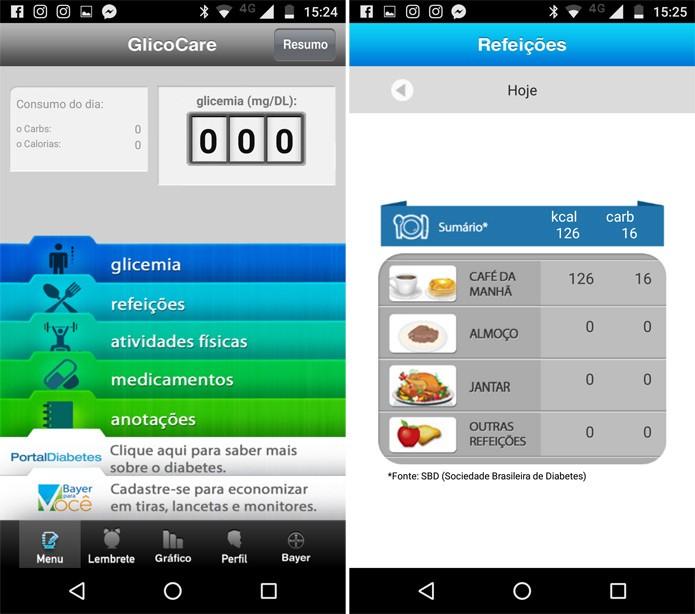 App muito competente, mas com visual ultrapassado (Foto: Reprodução)