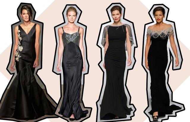 2332497b2f2 Vestidos de festa: 15 looks pretos atemporais para convidadas - Vogue    Vestidos de madrinhas
