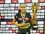 Atleta de Rondônia que faz história no futsal nacional conquista mais um título