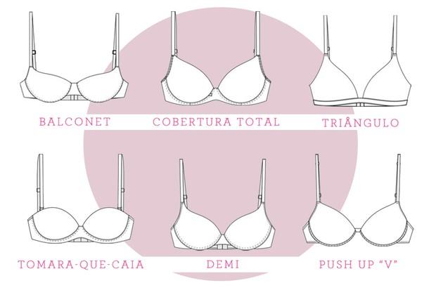 Como escolher o sutiã perfeito para o seu tipo de corpo - Vogue ... 00bbbb8be