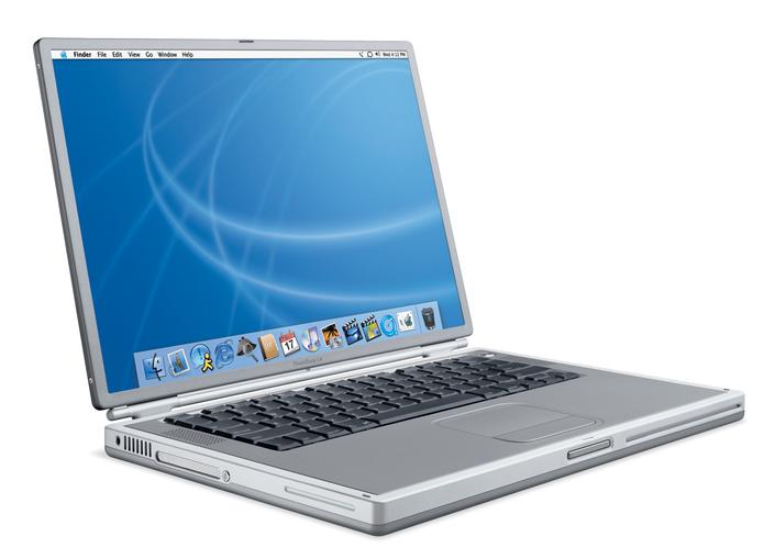 PowerBook G4 foi o antecessor do Macbook com processador PowerPC (Foto: Divulgação/Apple)