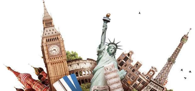 Turismo, pontos turísticos (Foto: Thinkstock)
