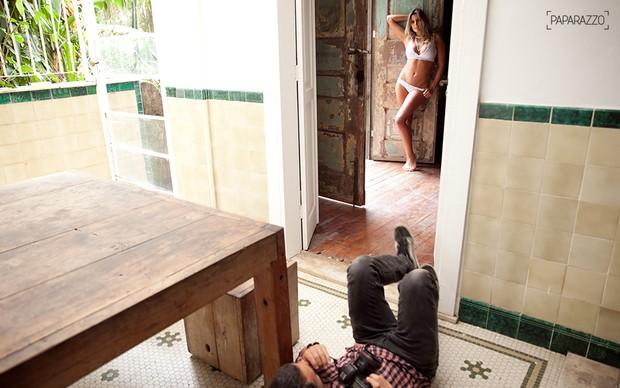 Mari Paraíba posa para o Paparazzo (Foto: Anderson Barros / Paparazzo)