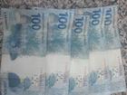 Mulher recebe notas falsas após vender filhote de cachorro em Cuiabá