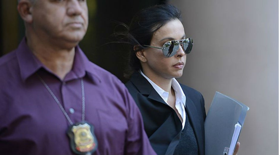 Adriana Ancelmo, esposa de Cabral, está em prisão domiciliar. (Foto: Fernando Frazão / Agência Brasil)