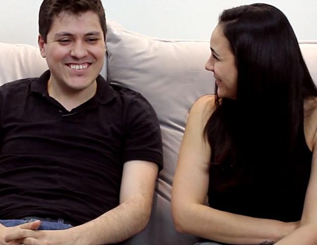 Rodrigo fala sobre a chegada de Julia (Foto: Crescer/ Editora Globo)