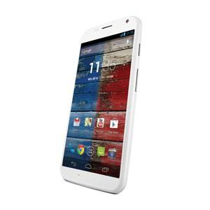 Moto X, primeiro smartphone desenvolvido integralmente pelo Google e Motorola. (Foto: Divulgação/Motorola)