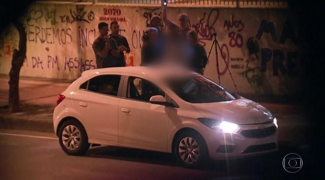 Caso Marielle: testemunhas participam da reconstituição do crime, no Rio