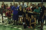 Diana Sabadini relembrou os tempos de jogadora de Handball (Plugue)