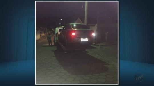 Homem é preso após assaltar casa e trocar tiros com a polícia em MG