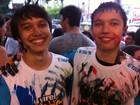 Gêmeos são aprovados na Fuvest, mas esperam estudar nos EUA