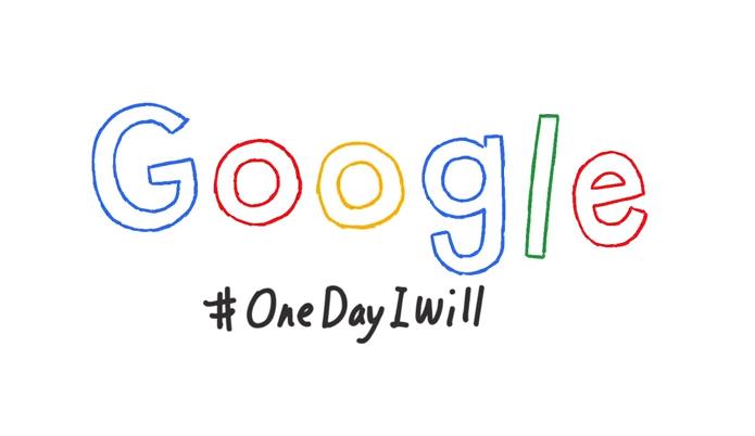 Google lançou campanha com hashtag neste ano (Foto: Reprodução/Google)