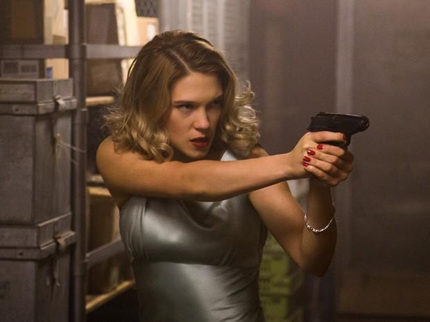 Léa Seydoux em '007 contra Spectre' (Foto: Divulgação)