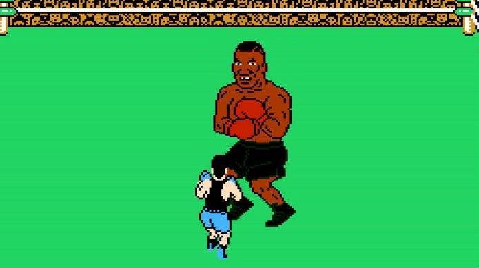 Mike Tyson foi uma das primeiras celebridades a aparecer em um game da Nintendo (Foto: Reprodução / Thomas Schulze)