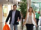'Um bebê é sempre bem-vindo', diz mãe de Luciano Szafir sobre neto