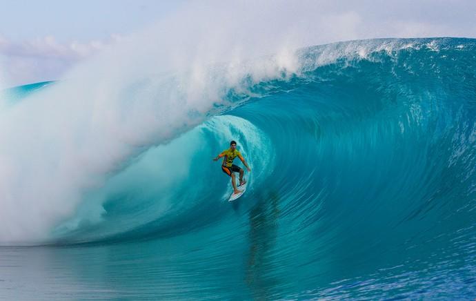 gabriel medina surfe (Foto: Kirstin Scholtz/ASP)