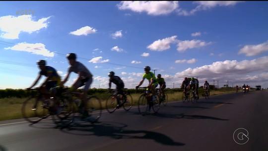Realizada a 2ª etapa do Campeonato de Ciclismo do Vale do São Francisco