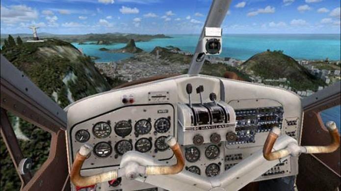 Microsoft Flight Simulator X: Steam Edition será lançado em 18 de novembro (Foto: GeekWire)