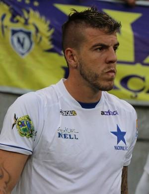 Roberto Dias - Nacional (Foto: Divulgação/Nacional FC)