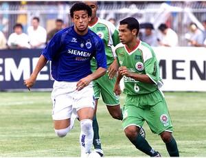 Fred e o Cruzeiro perdem o título mineiro para o Ipatinga (Foto: Globoesporte.com)