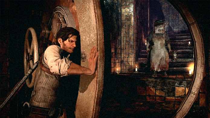 The Evil Within traz o medo para ambas as gerações de consoles (Foto: Moviepilot)