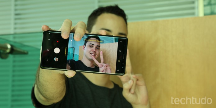 [marca] Galaxy Note 8 (Foto: Luciana Maline/TechTudo)