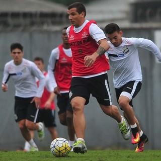 Vecchio, Santos (Foto: Ivan Storti/Santos FC)