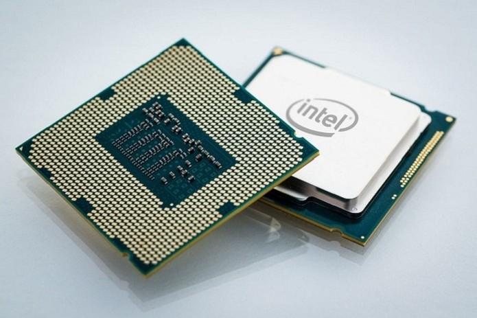 Nova geração de processadores da Intel foi anunciado no evento (Foto: Reprodução)