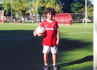 Daniel Carvalho filho João Paulo Inter (Foto: Reprodução/Instagram)