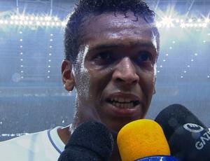 Atacante Jô, do Atlético-MG (Foto: Reprodução / Sportv)
