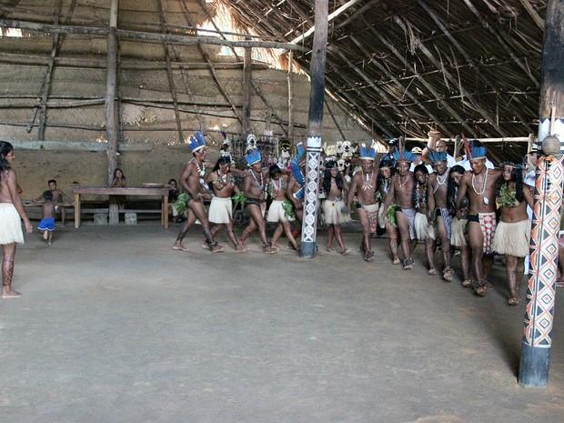 Amazonas tem o maior número de indígenas em todo o Brasil, afirmam especialistas (Foto: Indiara Bessa/G1 AM)
