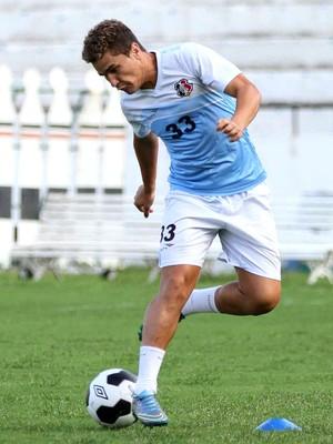 Leandrinho Santa Cruz (Foto: Marlon Costa / Pernambuco Press)