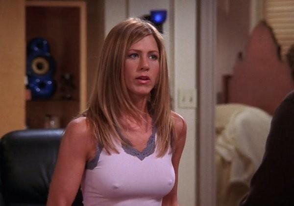 Jennifer Aniston em Friends (Foto: reprodução)