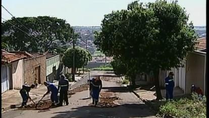 MGTV mostra andamento do projeto de recuperação urbana em Uberaba
